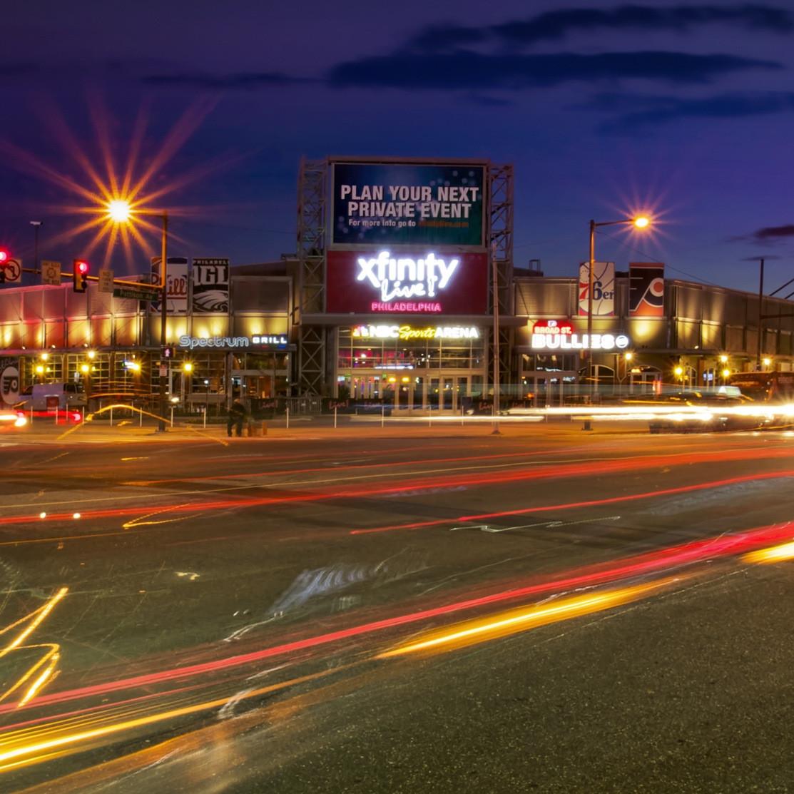 XFINITY Live! Philadelphia, Philadelphia, PA