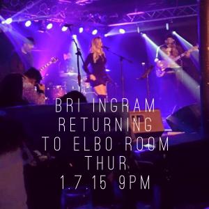 Bri Ingram, Chicago, IL United States, Pop, Rock