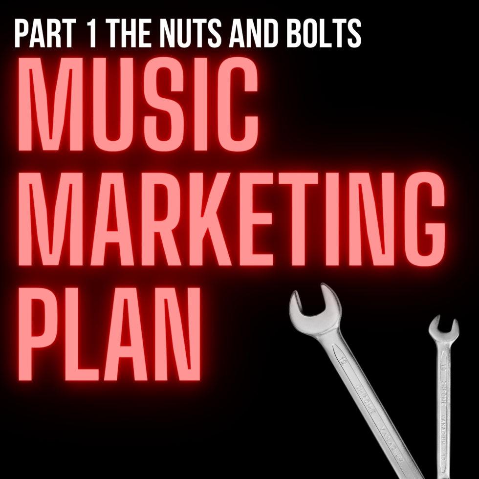 music marketing plan - cyber pr