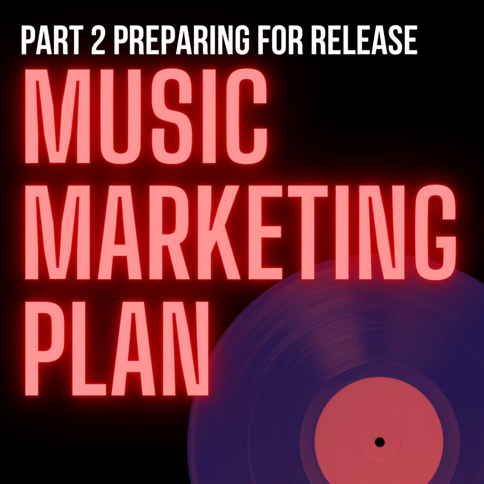 Music Marketing Plan 2