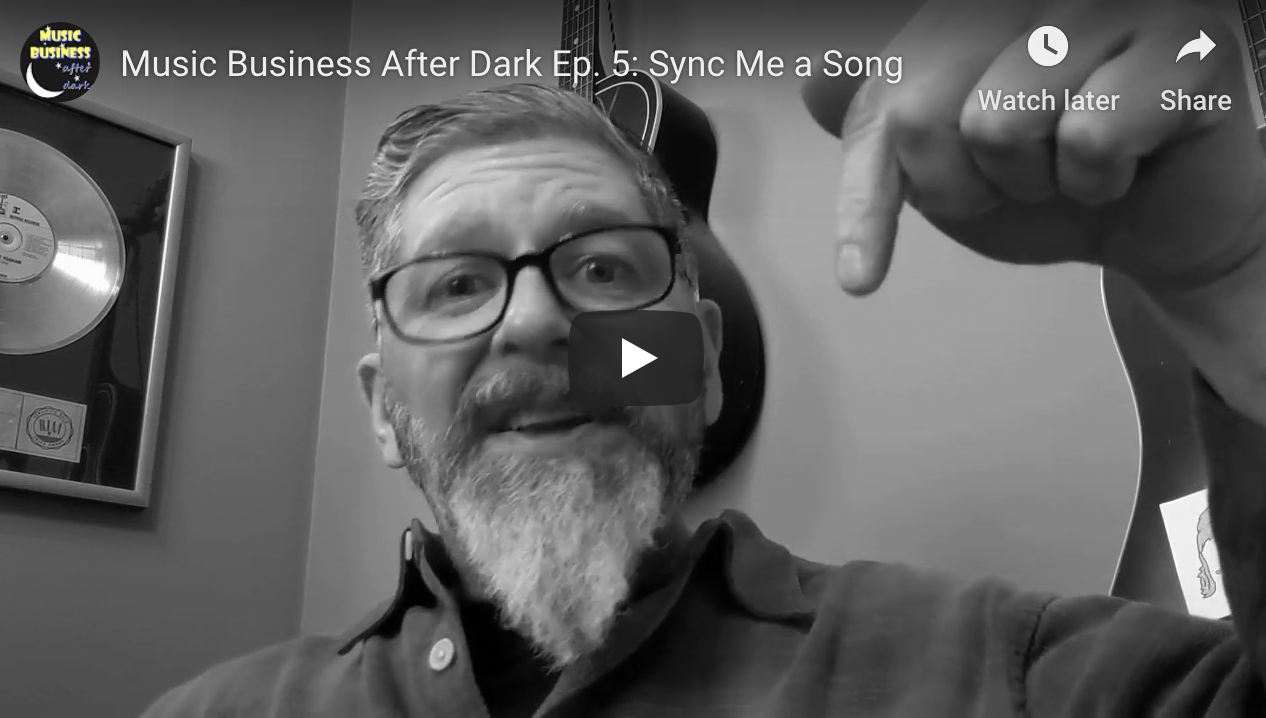 Music Business After Dark Ep. 5 - Jeff Lysyczyn