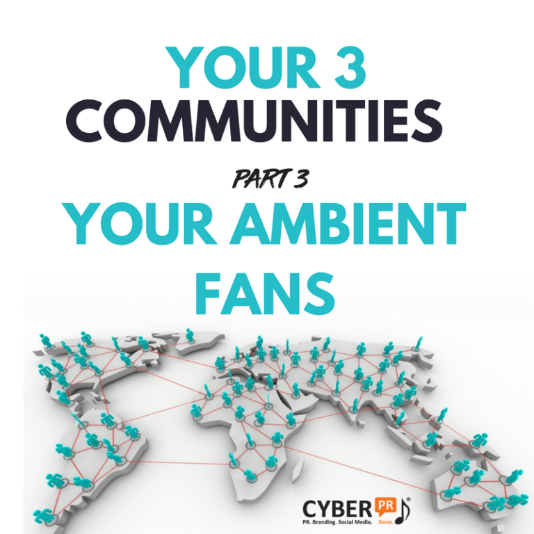 3 Communities Ambient Fans