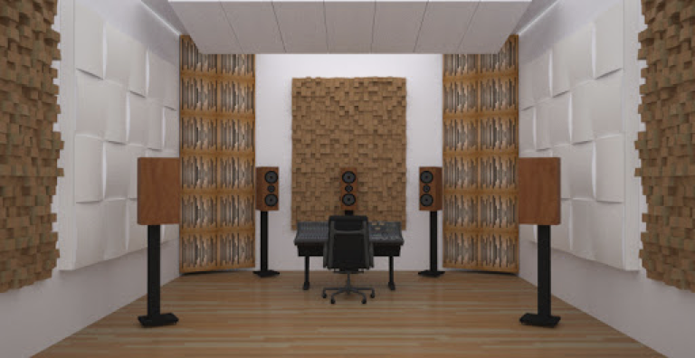 Soundproof a Room for Home Recording - 2