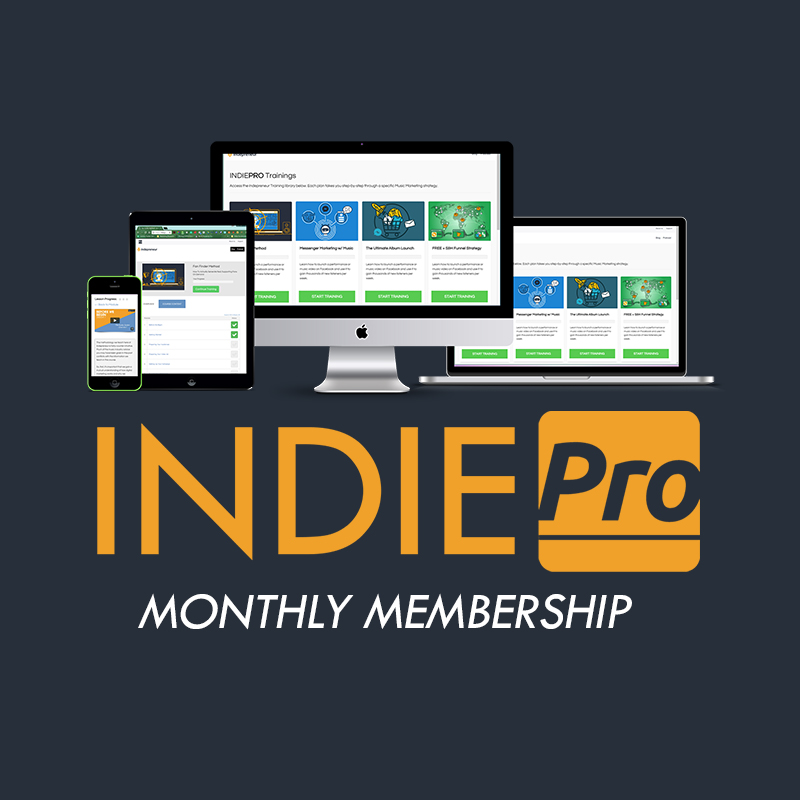 Indie on the Move Music Industry Partners, Deals & Discounts
