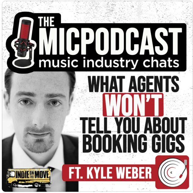 MICPODCAST Show Booking 2021