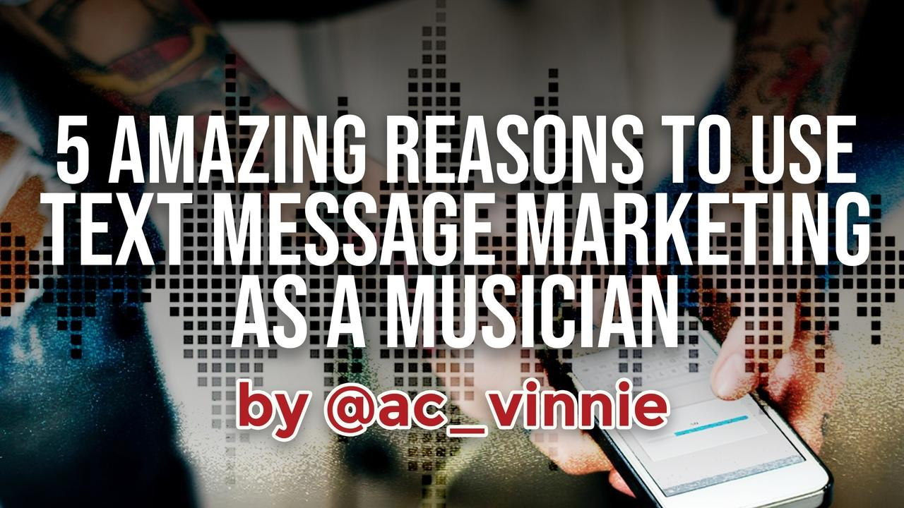 Vinnie AC - Text Messaging