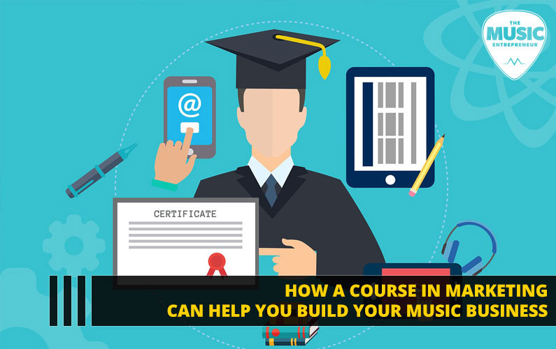 Marketing Course Music Entrepreneur