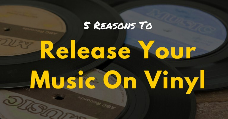 5 Reasons You Should Release Vinyl - Music Goat