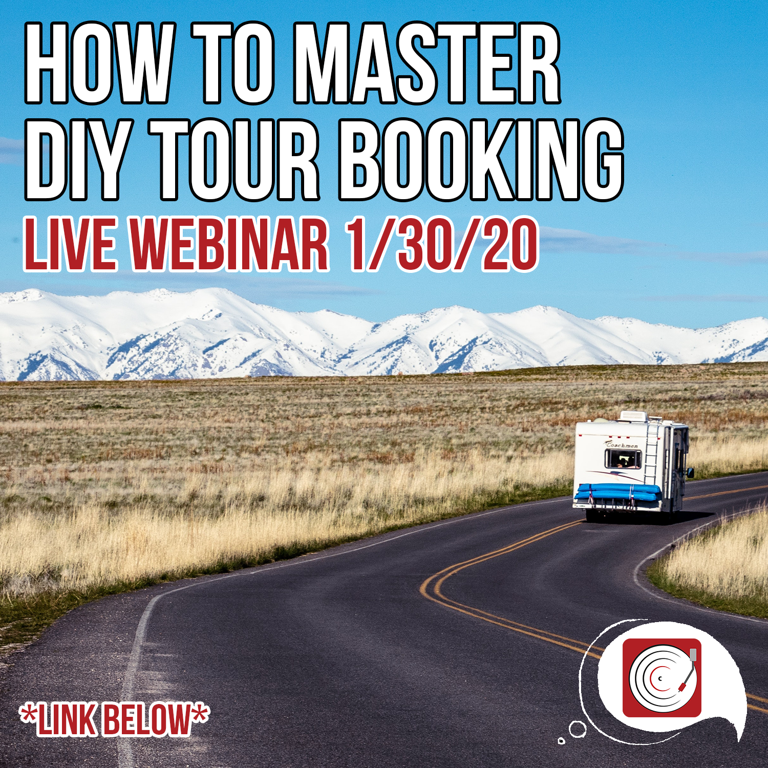 DIY Tour Booking Webinar